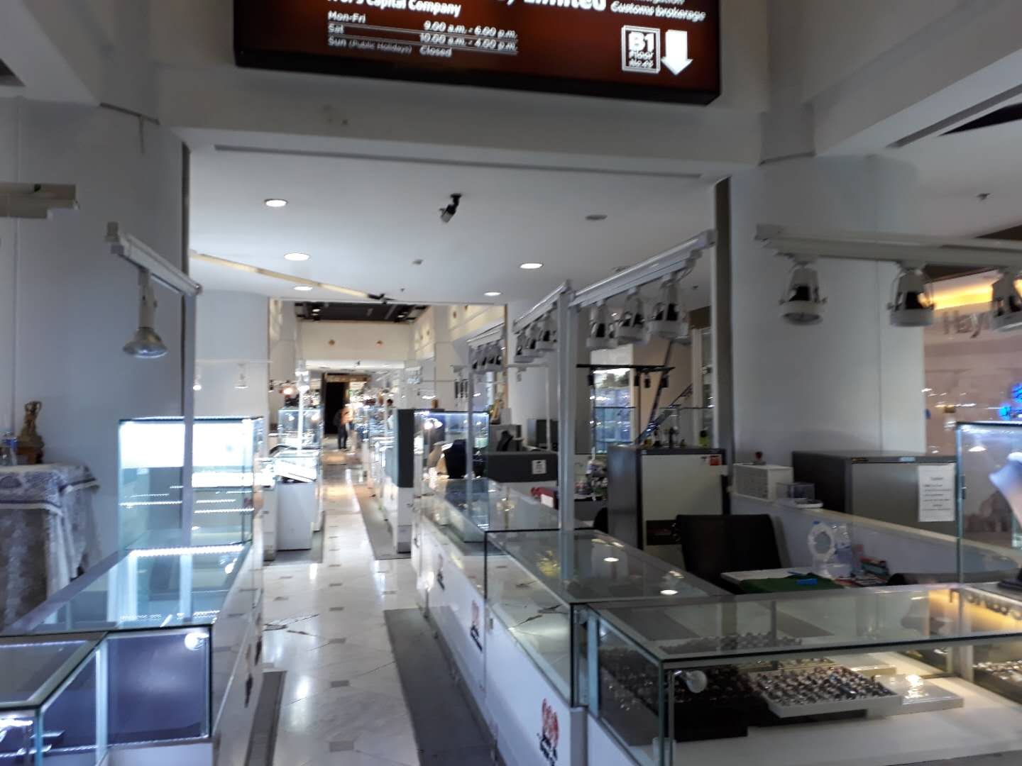 Visit Jewelry Trade Centre , Silom Bangkok